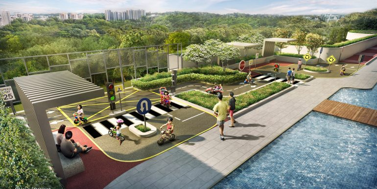 Westwood Residences Kid's-Traffic-Garden_smalljpg
