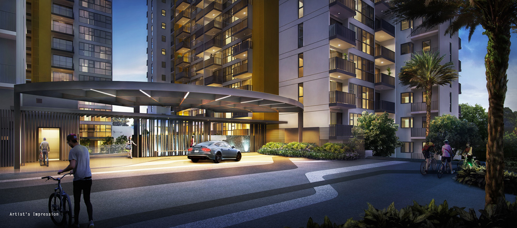 Westwood Residences Entrance-Drop-Off(medium)