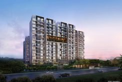 iNz Residences Aerial View