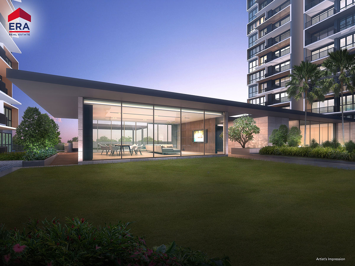 iNz Residences Clubhouse