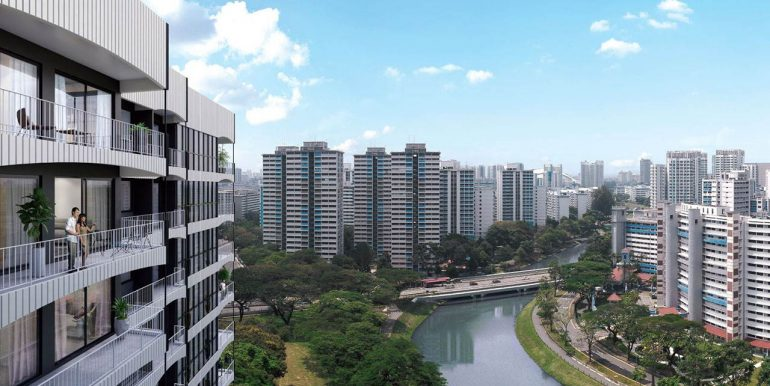 Jui Residences Overview